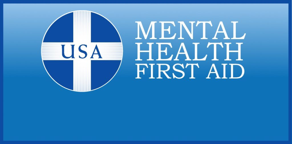 Mental Health First Aid Training Mental Health Greensboro