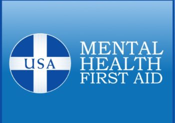 April MHFA and QPR Trainings Announced