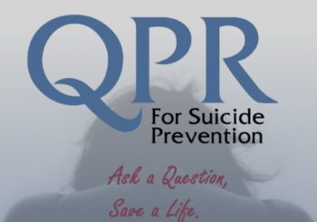 QPR Gatekeeper Suicide Intervention Training