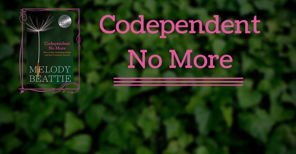 ZOOM ONLINE Wellness Academy: Codependent No More - Session 1