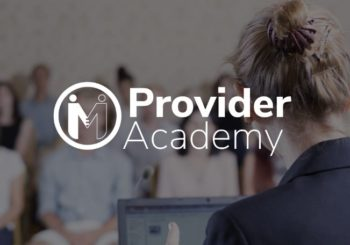 November Provider Academy Cancelled
