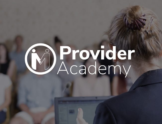 Provider Academy - Meet Me Where I Am: Exploring Harm Reduction