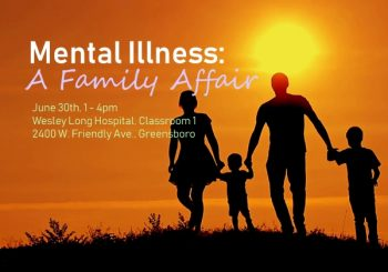 Mental Illness: A Family Affair