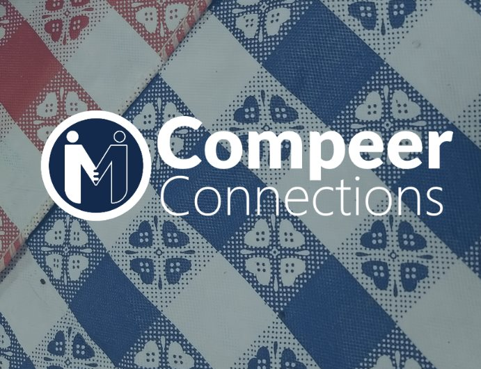 Compeer Connections: Valentine's Cards with Lee