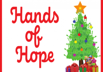 Hands of Hope Gift Drive