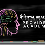 Mental Health Greensboro Provider Academy