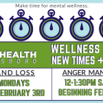 Wellness Academy Offered Nights and Weekends