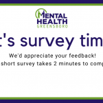 Mental Health Greensboro survey