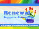 Renewal Support Group Will Meet on Wednesdays