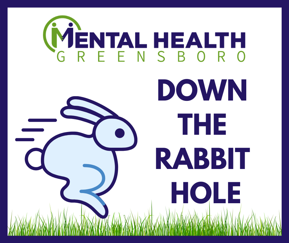 ZOOM ONLINE Wellness Academy: Down The Rabbit Hole - Session 1