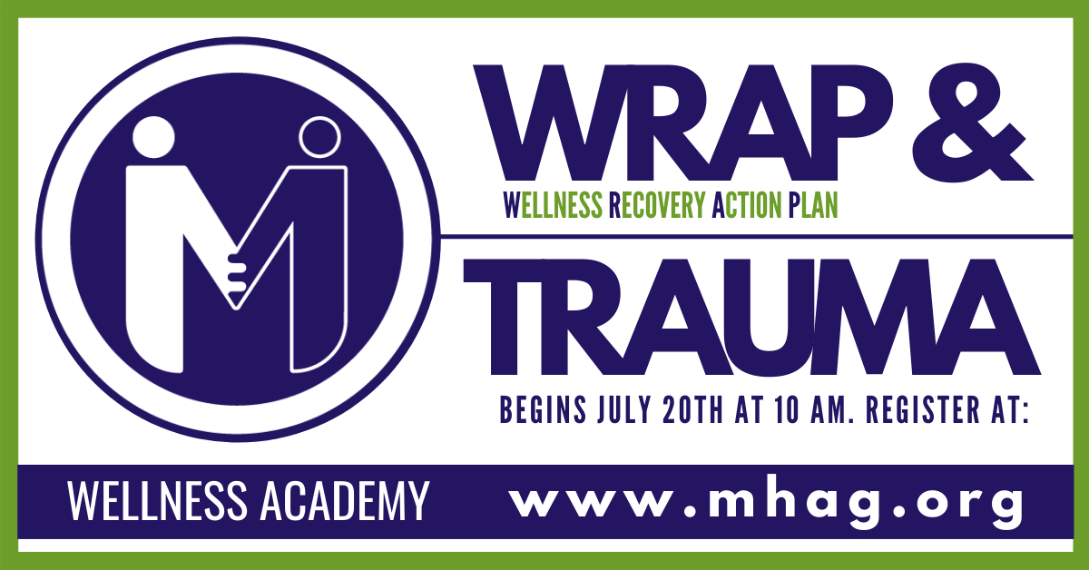 wrap and trauma wellness academy class begins July 20th