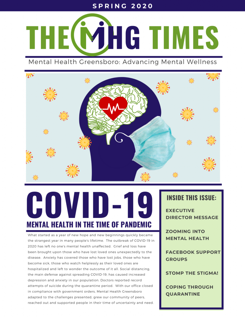 front page mhg times newsletter