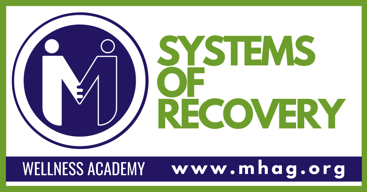 Wellness Academy: Systems of Recovery - Session 1- IN PERSON