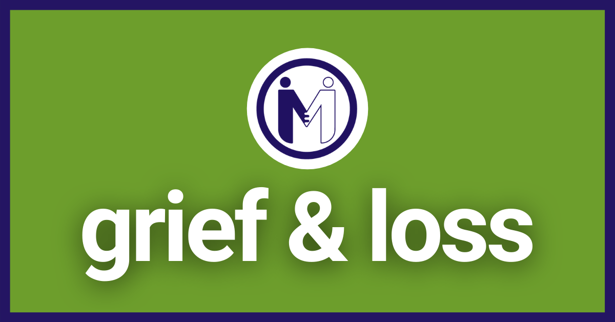 Wellness Academy: Grief and Loss - Session 1- In Office