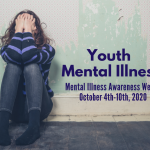 youth mental illness. mental illness awareness week