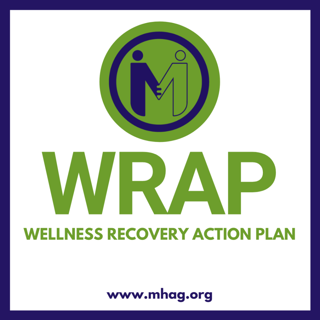 Wellness Recovery Action Plan class begins January 7th