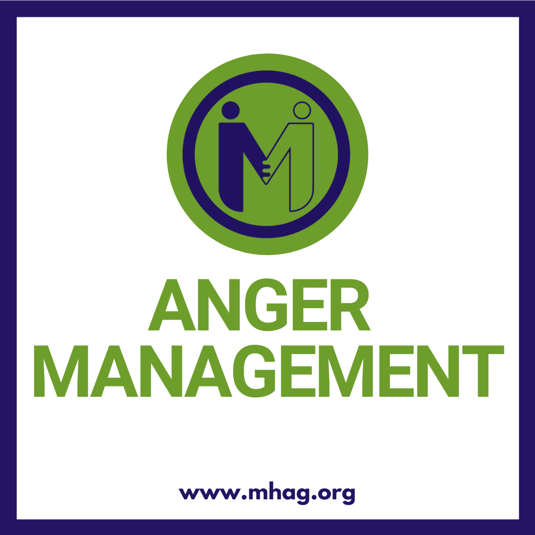 Wellness Academy: Anger Management - Session 1 - IN PERSON CLASS