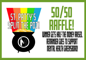 St. Patty's Day Split The Pot Fundraiser!