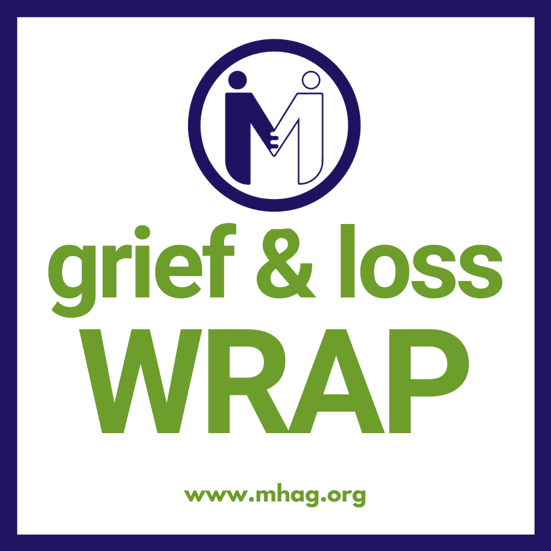Wellness Academy: Grief & Loss WRAP - Session 1